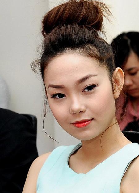 Minh Hằng thu hút với gu make up quyến rũ - hình ảnh 8