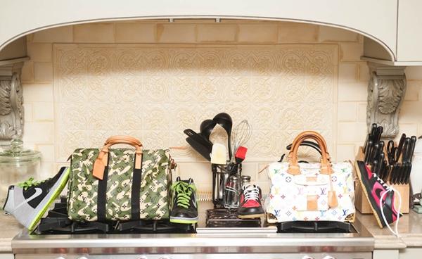 Tủ đồ hàng hiệu của Ashley Tisdale - hình ảnh 8