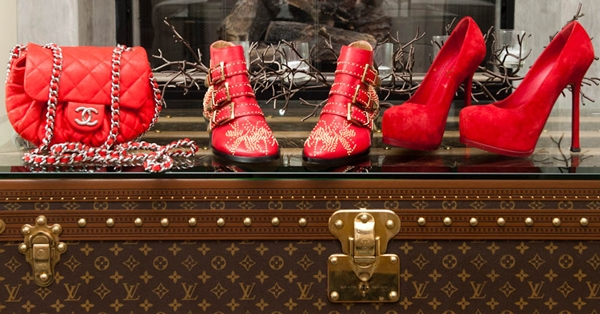 Tủ đồ hàng hiệu của Ashley Tisdale - hình ảnh 4