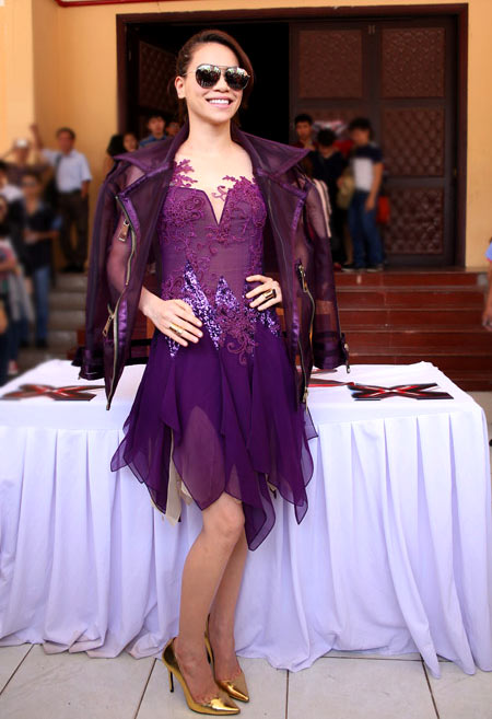 Sao Việt mặc xấu tuần qua - hình ảnh 4