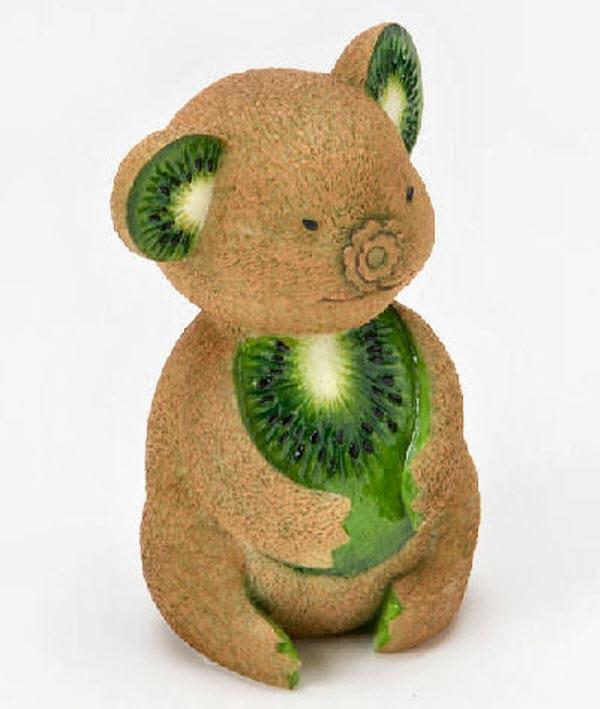 Muôn kiểu tạo hình dễ thương từ trái cây - hình ảnh 12
