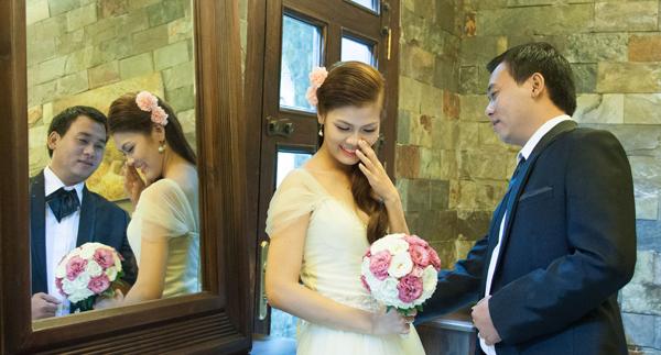 Bộ ảnh cưới với nhiều phong cách đa dạng