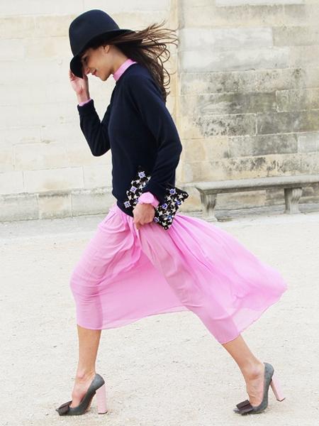 Phong cách nhẹ nhàng của stylist Caroline Sieber - hình ảnh 4