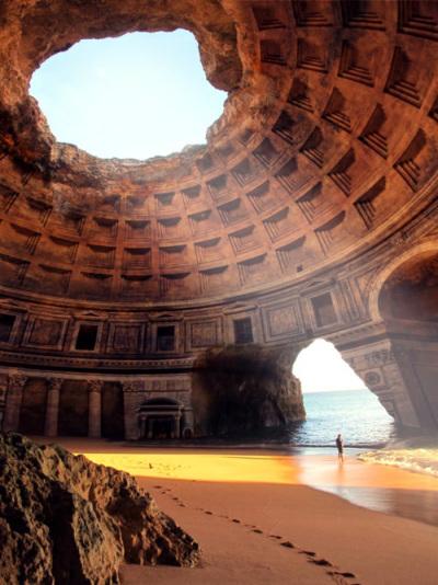 Ảnh du lịch được Photoshop ngoạn mục - hình ảnh 7