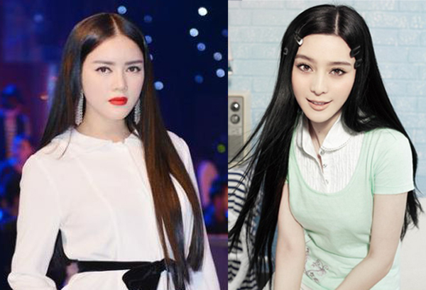 Lý Nhã Kỳ thích tạo kiểu tóc giống Phạm Băng Băng - hình ảnh 4