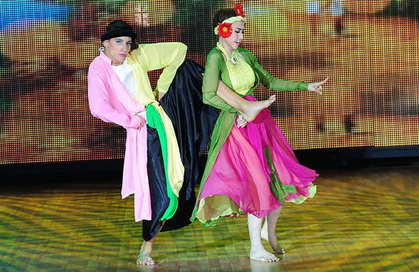 Diễm My bị loại trong bán kết 'Bước nhảy hoàn vũ' - hình ảnh 10
