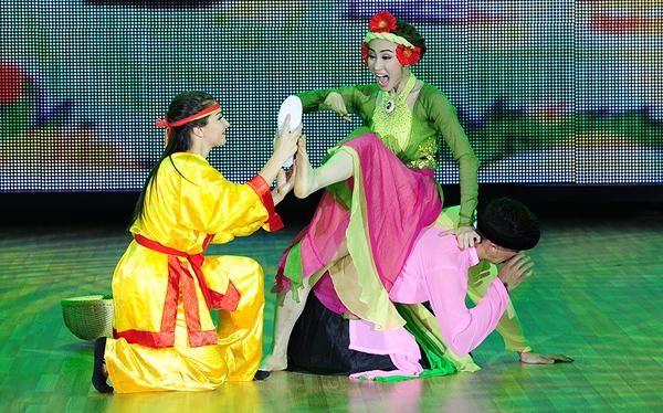 Diễm My bị loại trong bán kết 'Bước nhảy hoàn vũ' - hình ảnh 11