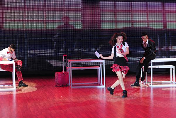 Diễm My bị loại trong bán kết 'Bước nhảy hoàn vũ' - hình ảnh 12