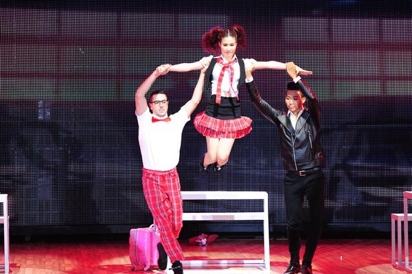 Diễm My bị loại trong bán kết 'Bước nhảy hoàn vũ' - hình ảnh 13