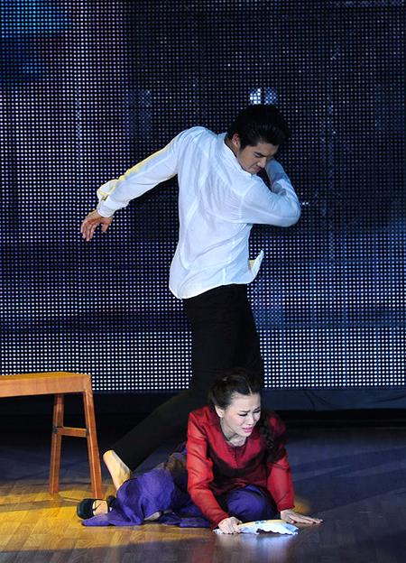 Diễm My bị loại trong bán kết 'Bước nhảy hoàn vũ' - hình ảnh 14