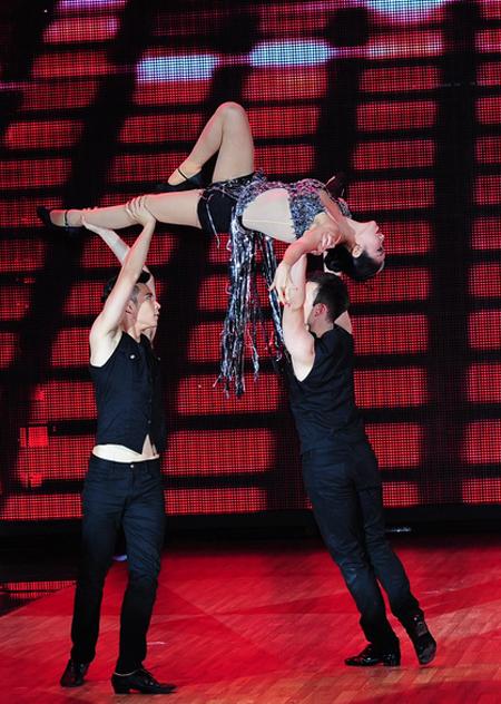 Diễm My bị loại trong bán kết 'Bước nhảy hoàn vũ' - hình ảnh 16