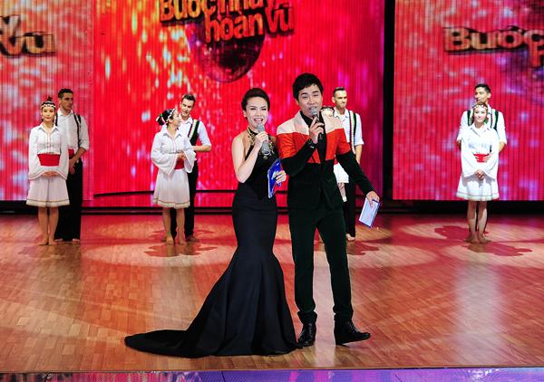 Diễm My bị loại trong bán kết 'Bước nhảy hoàn vũ' - hình ảnh 2