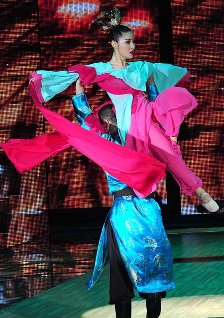 Diễm My bị loại trong bán kết 'Bước nhảy hoàn vũ' - hình ảnh 5