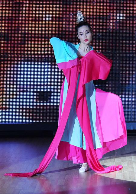 Diễm My bị loại trong bán kết 'Bước nhảy hoàn vũ' - hình ảnh 4