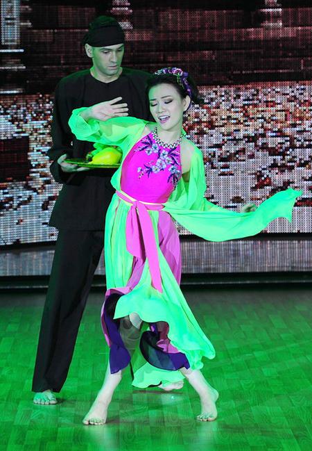 Diễm My bị loại trong bán kết 'Bước nhảy hoàn vũ' - hình ảnh 6