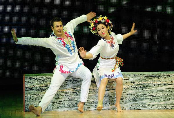 Diễm My bị loại trong bán kết 'Bước nhảy hoàn vũ' - hình ảnh 8