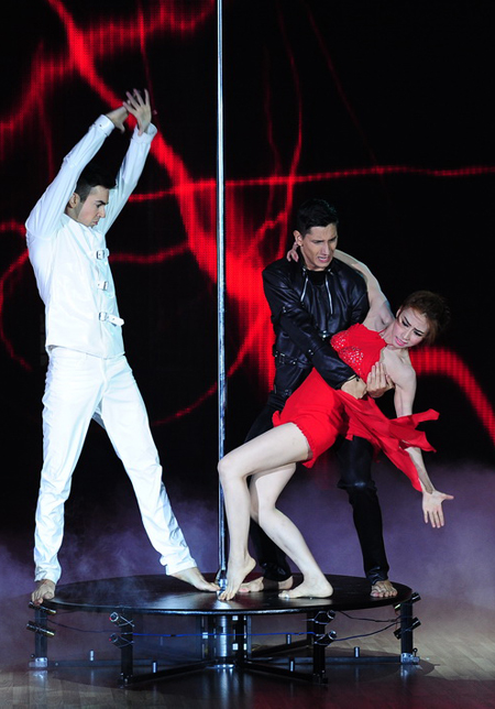 Diễm My bị loại trong bán kết 'Bước nhảy hoàn vũ' - hình ảnh 17