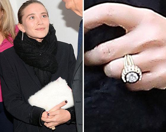 Dự đoán váy cưới của Mary-Kate Olsen