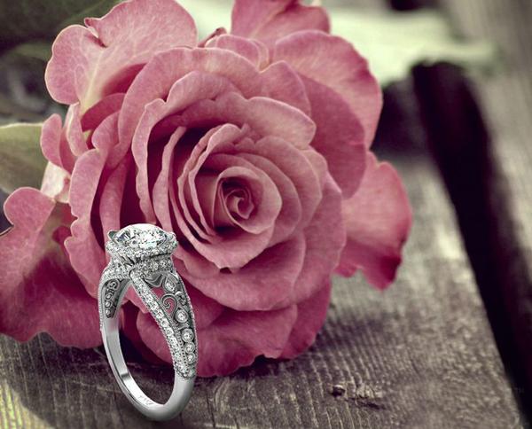 Nhẫn đính hôn dành cho mọi cô dâu