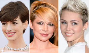 6 mẫu tóc tomboy ấn tượng của sao Hollywood