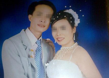 Hai vợ chồng hạnh phúc sau vụ án hy hữu.