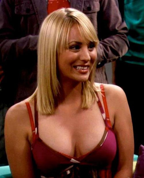 """Kaley Cuoco - nữ diễn viên truyền hình được hàng triệu khán giả Mỹ yêu thích qua loạt phim """"The Big Bang Theory"""" từ năm 2007 đến nay."""