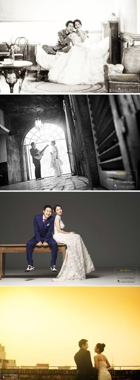 Diễn viên Song Ji Soo và hôn phu, ca sĩ nhóm Busker Busker