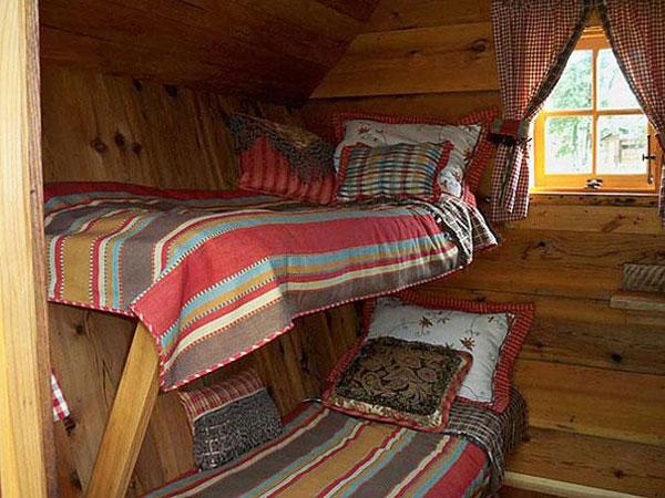 Căn nhà mộc độc đáo ở Minnesota, Mỹ.