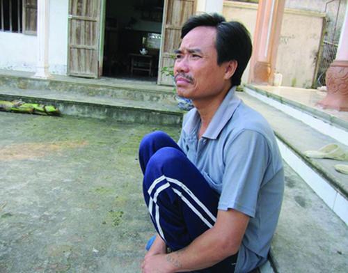 Anh Nguyễn Văn Tịnh đang được tại ngoại, khẳng định không có lý do gì để đầu độc bố mẹ.