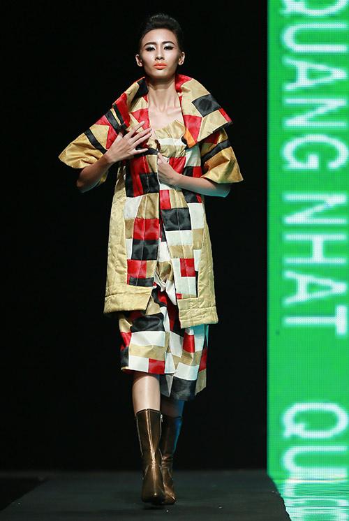 Nhiều mẫu thiết kế mới theo dòng ready to wear vẫn chưa mang tính thuyết phục cao)