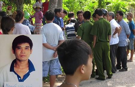 Nguyễn Văn Khởi và hiện trường gây án hiếp, cướp.