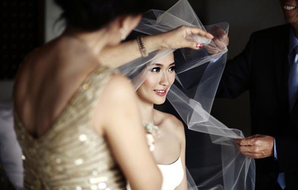 Chăm sóc sắc đẹp cô dâu 30 ngày trước cưới