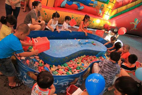 Lễ hội được tổ chức từ 9h-12h sáng ngày 1/6 tại 2 cụm rạp Galaxy Nguyễn Du & Galaxy Kinh Duong Vương.
