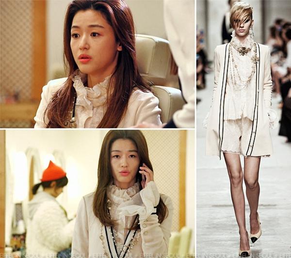 Soi trang phục hàng hiệu của 3 mỹ nhân Hàn trong phim