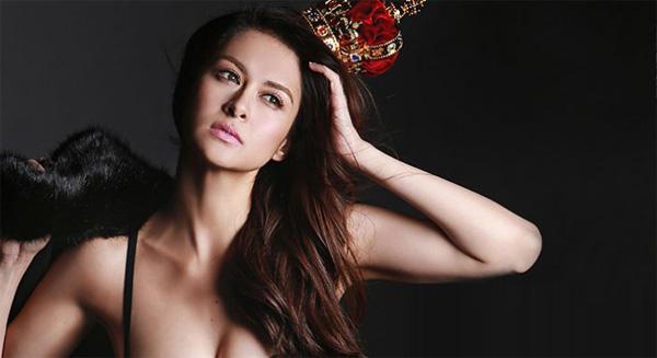 Mỹ nhân đẹp nhất Philippines khoe đường cong
