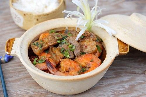 Món ăn với vị đậm đà dùng cùng cơm trắng và rau luộc ngon miệng cho cả nhà.