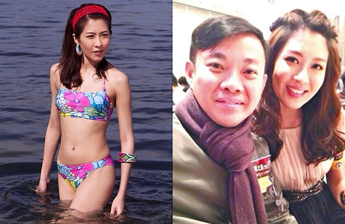 Kiều nữ TVB bị đồn mồi chài đàn ông có vợ