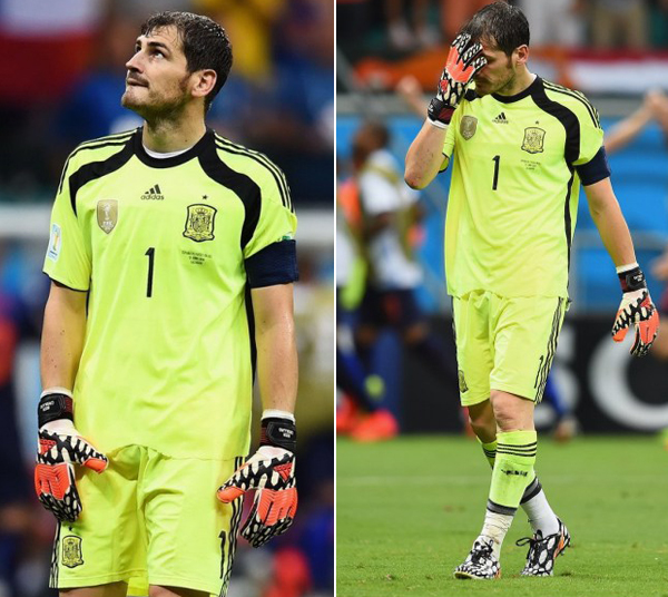 Tây Ban Nha bước vào trận ra quân World Cup năm nay với tư thế là nhà đương kim vô địch châu Âu kiêm thế giới
