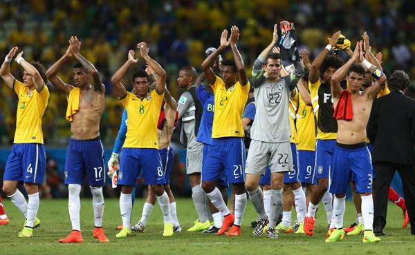 Sau trận hòa 0-0 trước Mexico, Brazil vẫn đang dẫn đầu với 4 điểm và có lợi thế về hiệu số bàn thắng thua tốt hơn đối thủ.