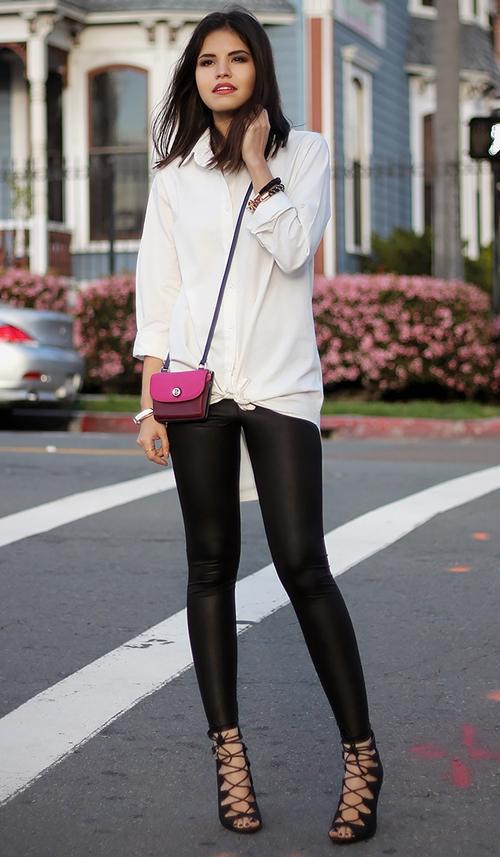 02-oversized-white-skirt-leggings-leathe