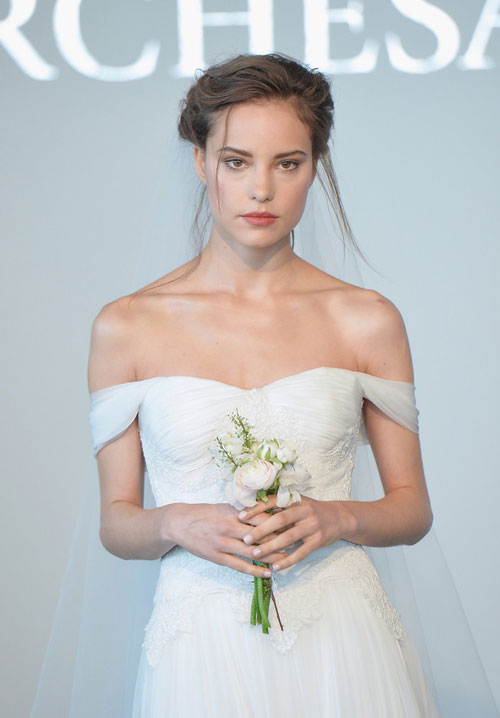Dự đoán xu hướng váy cưới 2015