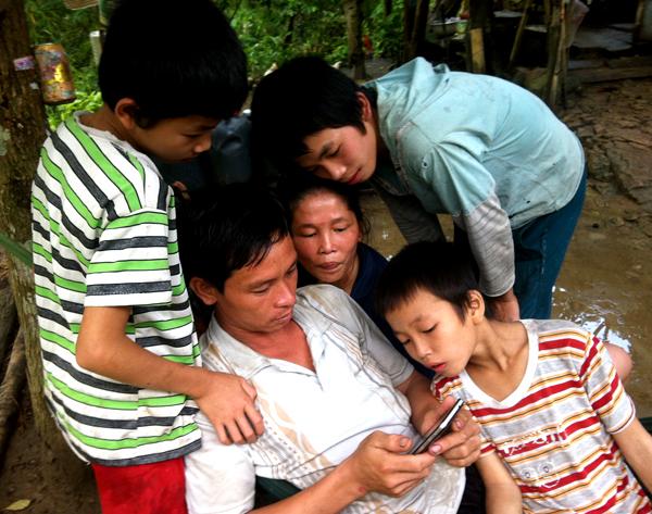 di rung 11 2120 1403266903 Gia đình người rừng ở Bình Thuận