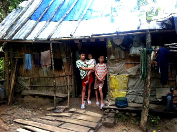 di rung 3 7648 1403266902 Gia đình người rừng ở Bình Thuận
