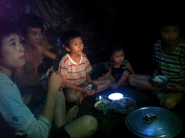 di rung 9 3829 1403266902 Gia đình người rừng ở Bình Thuận