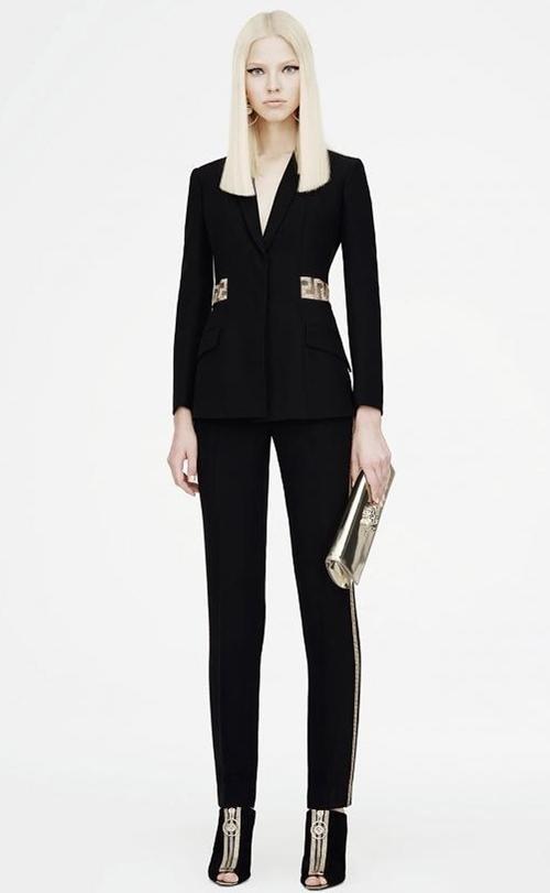 Bộ sưu tập ấn tượng Resort 2015 của Versace (4)