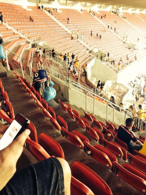 Được bạn bè quốc tế ca ngợi nhưng các fan Nhật đều cảm thấy đây là việc hết sức bình thường.