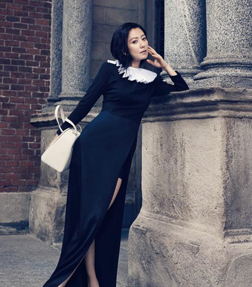 Nhan sắc 3 'người đàn bà đẹp' của màn ảnh Hàn