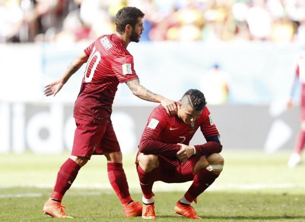 Hình ảnh C. Ronaldo thất bại trong World Cup 2014 - hinh nen dien thoai