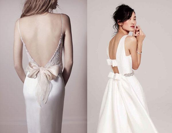 7 xu hướng nổi bật của váy cưới 2014