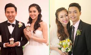 Những người đẹp Miss Ngôi Sao lấy chồng sớm